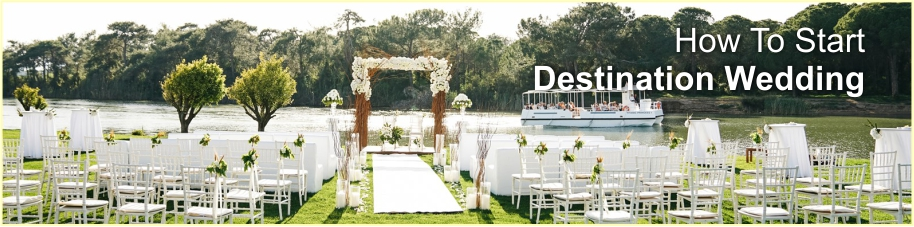 Destination Wedding Antalya